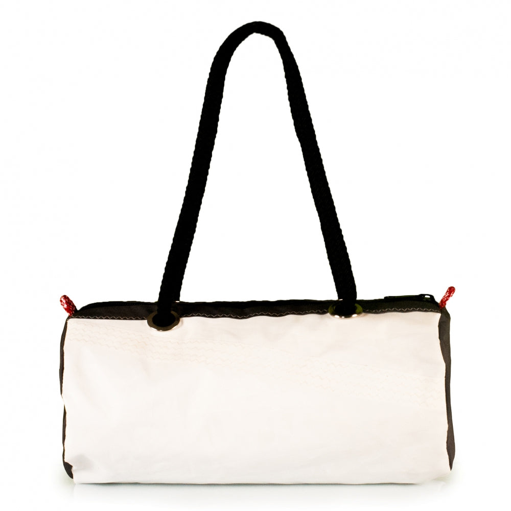 Charger l'image dans la galerie, Handbag ECHO, dacron / grey / red 14, (BS) J-M Sails and Bags