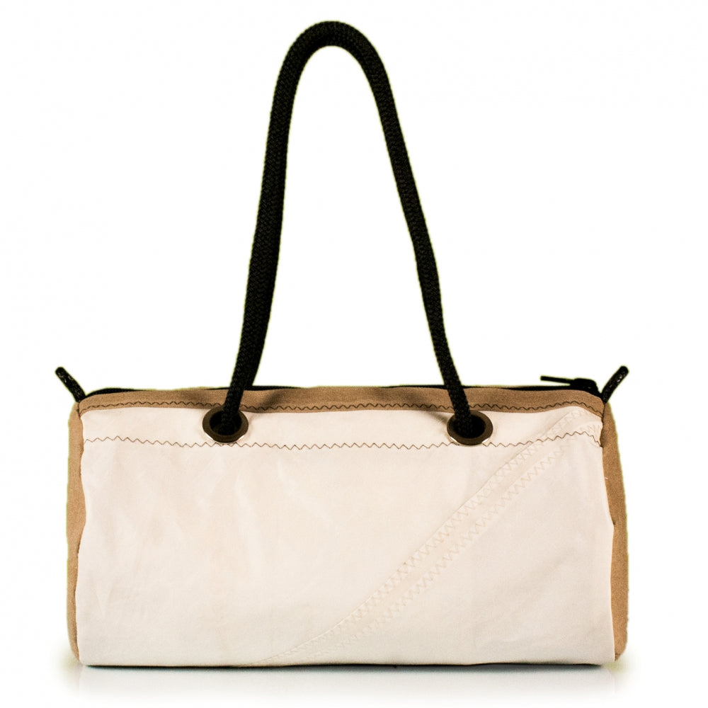 Handbag ECHO, dacron / Beige / #3 (BS) J-M Sails and Bags