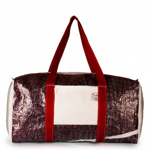 Duffel Bravo Large, technora / red / white / #1 (FS) JM Sails and Bags
