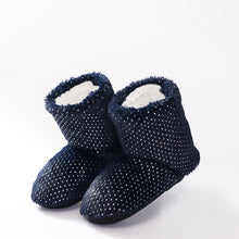 Load image into Gallery viewer, 2020 Winter Plush Slippers Women Sequins Bling Home Slippers Soft Warm Women Slippers High Quality Indoor Shoes Women Free Size