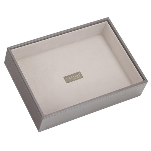 PREMIUM Stackers Mink Jewellery Box Deep Open Tray