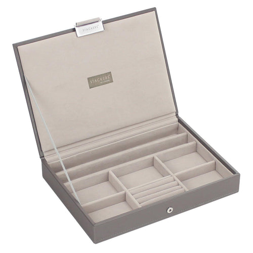 PREMIUM Stackers Mink Jewellery Box Top Lid