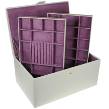Load image into Gallery viewer, Dulwich Designs OSLO Stone Large Jewellery Box