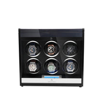 Load image into Gallery viewer, Aevitas Watch Winder for Six Automatic Watches in Carbon Fibre Gifts in Time
