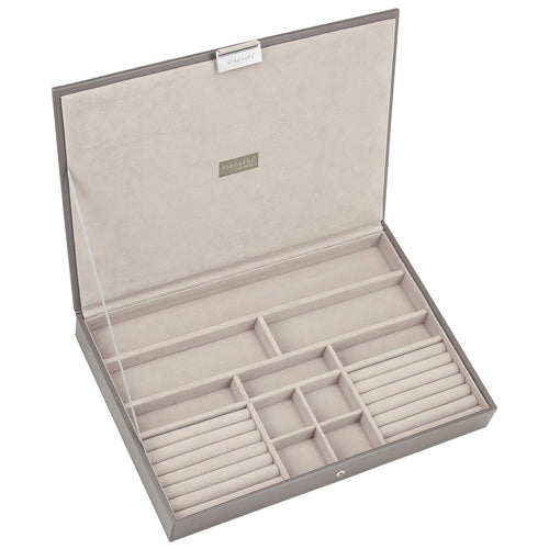 Mink Premium Super Size Stackers Lidded Tray