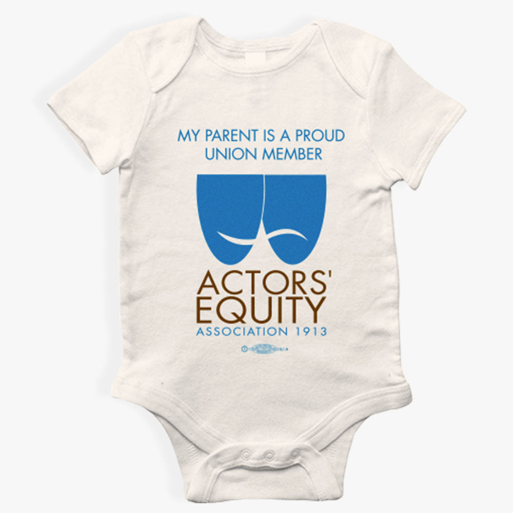 Proud Union Parent Onesie