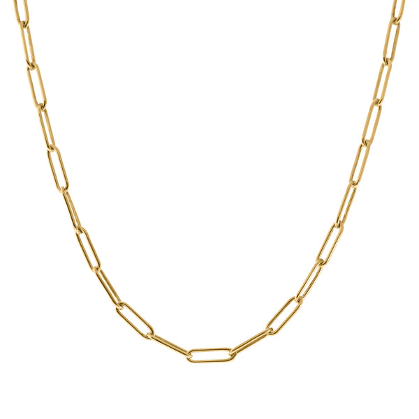 LARGE GOLDEN LINK CHAIN