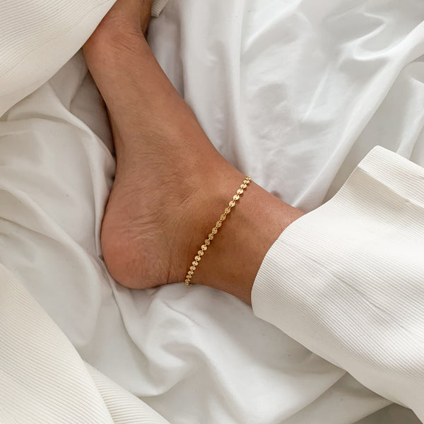 campania ~ anklet