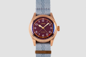 Fratello × Oris Big Crown Bronze Pointer Date