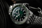 Load image into Gallery viewer, Rado Captain Cook Automatic - Green