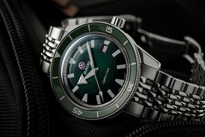 Rado Captain Cook Automatic - Green