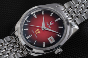 Rado Golden Horse 1957 Automatic - Red