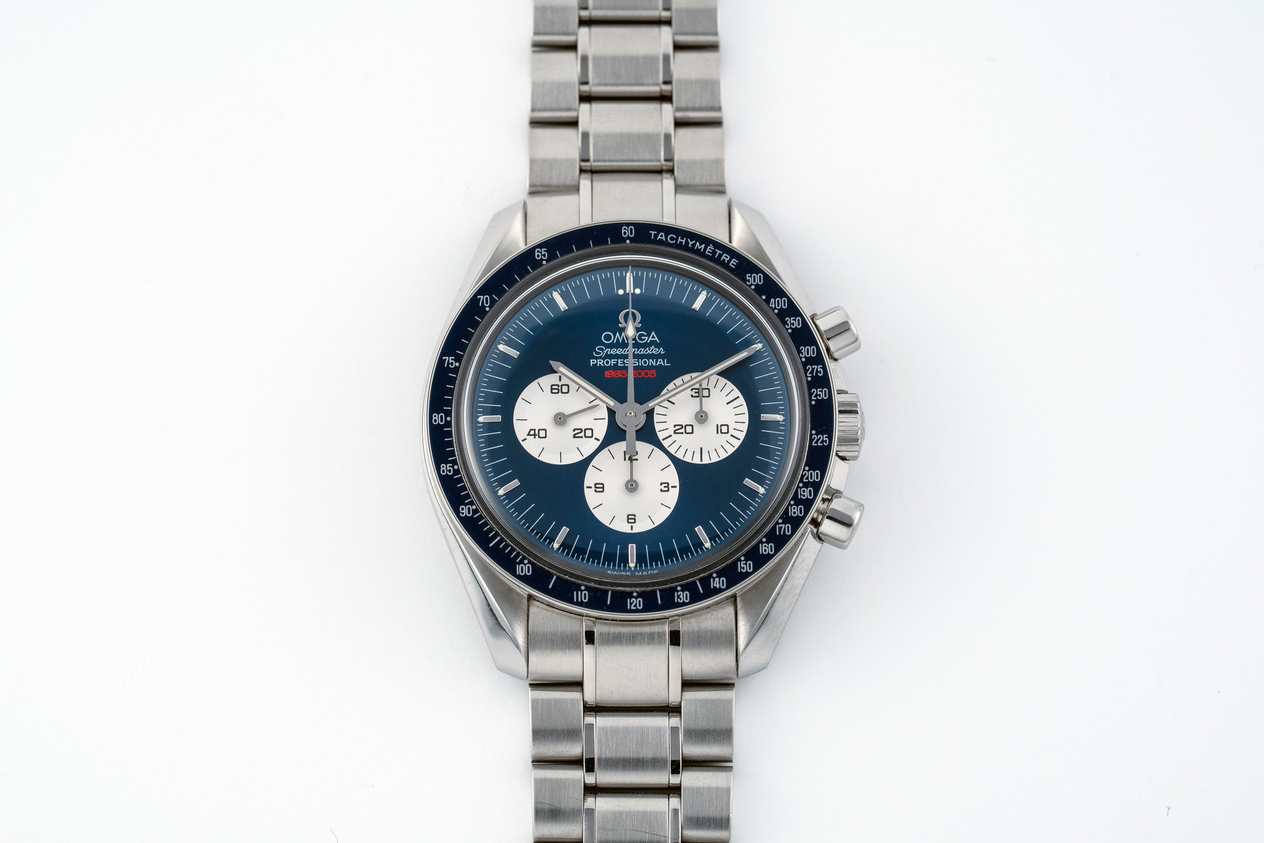 Omega Speedmaster Gemini IV 40th (2005)