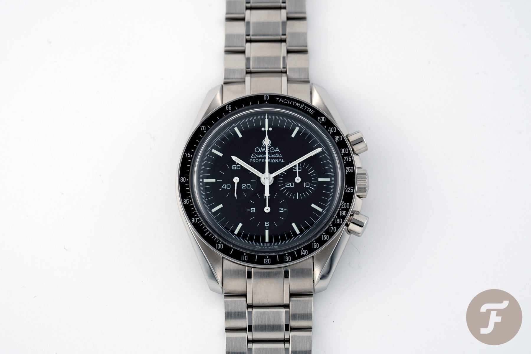 Omega Speedmaster Professional Apollo XVII 30th (2002)