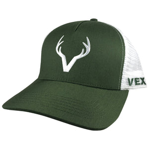 Vexil Outdoors - Buck Deer - Green/White Mesh