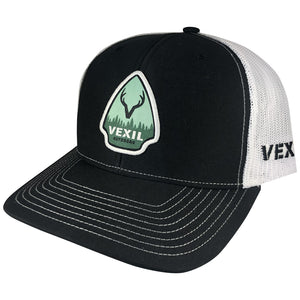 Vexil Outdoors - Deer Camp - Black/White Mesh