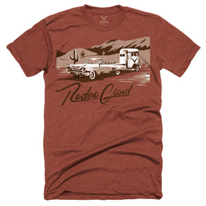 Vexil Brand - RodeoGrind Cadillac - Clay