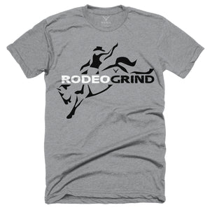 Vexil Brand - RodeGrind Bronc - Heather Gray