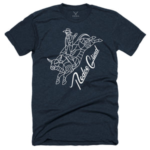 Vexil Brand - RodeoGrind Bull Gears - Midnight Navy