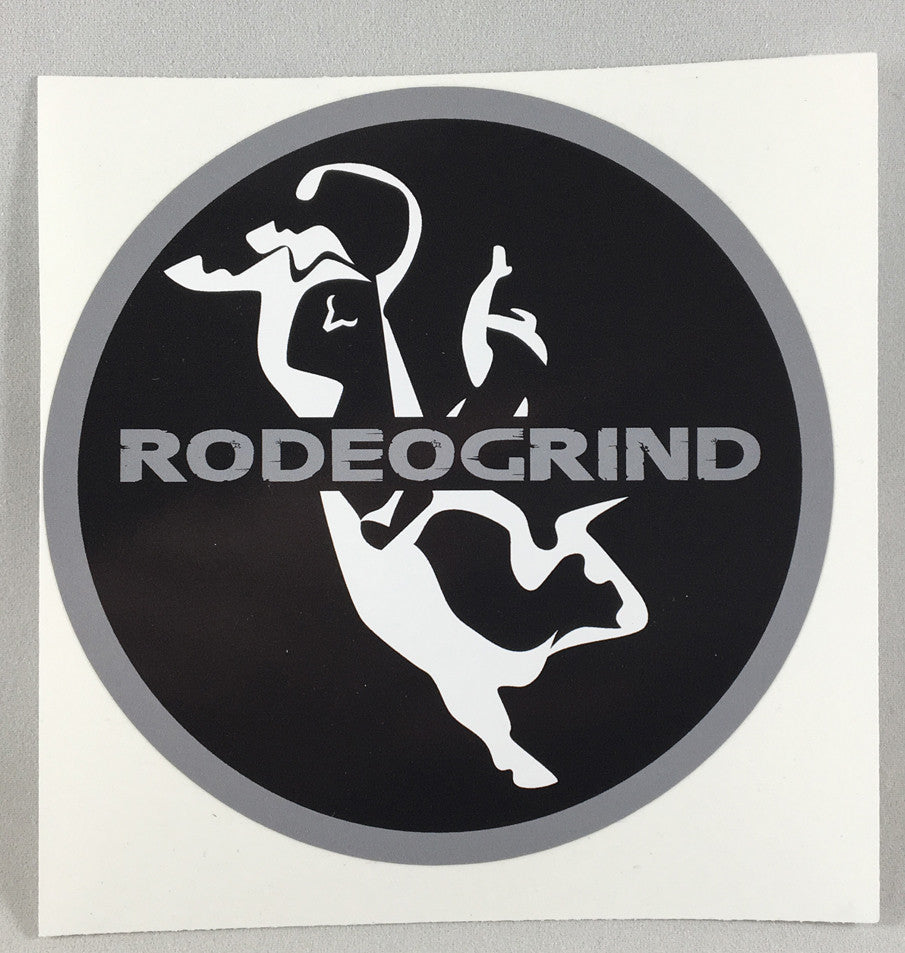 Rodeo Grind Sticker
