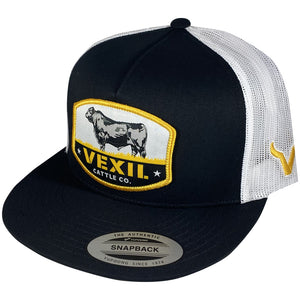 Vexil Cattle Co. - Black Brangus - Black/White Mesh
