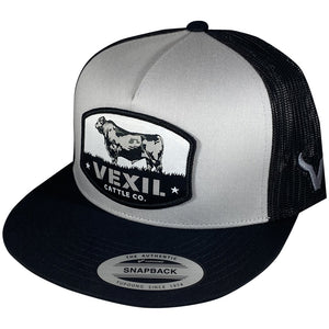 Vexil Cattle Co. - Black Brangus - Black/Wolf Grey/Black Mesh