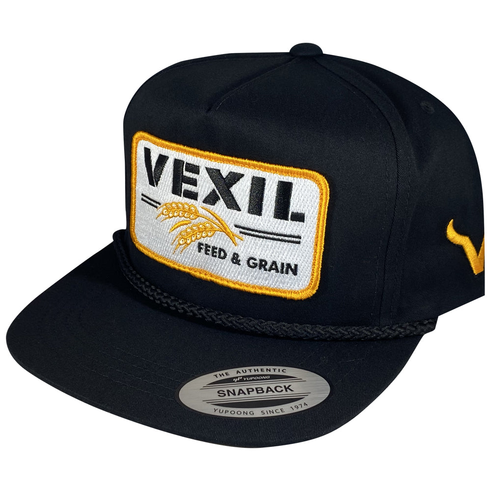 Vexil Feed & Grain - Black