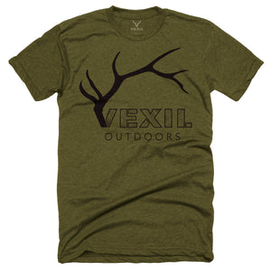 Vexil Outdoors - Elk Topo - Military Green