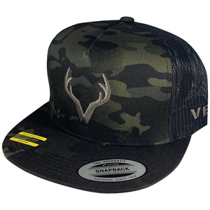 Vexil Outdoors - Buck Deer - Multicam Black/Black Mesh