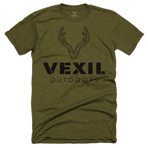 Vexil Outdoors - Topo Buck - Military Green