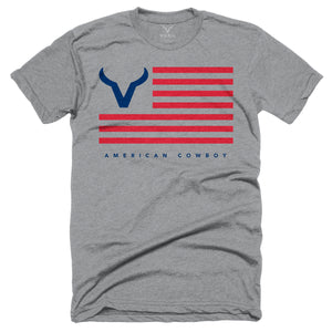 Vexil Brand - American - Heather Grey