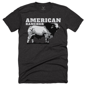 Vexil Brand - American Rancher - Charcoal