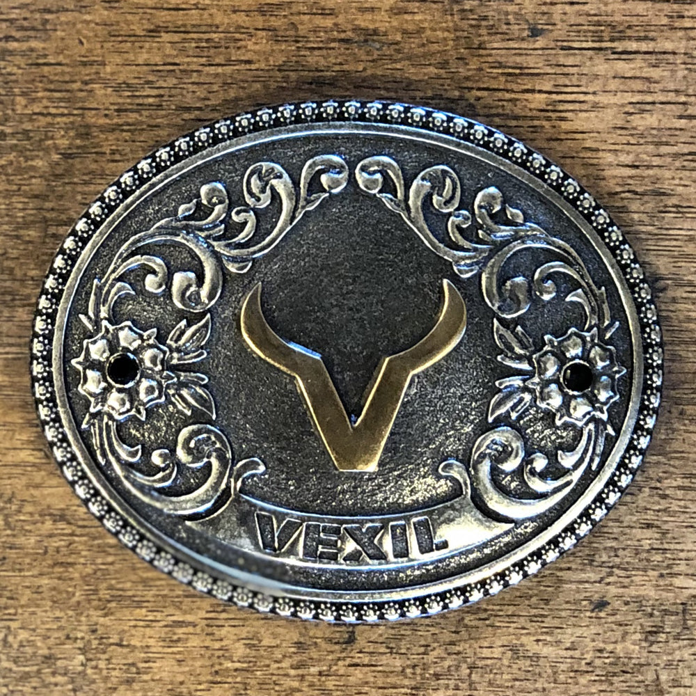 Vexil Brand Oval Buckle