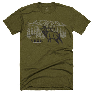 Vexil Outdoors - Bull Elk - Military Green