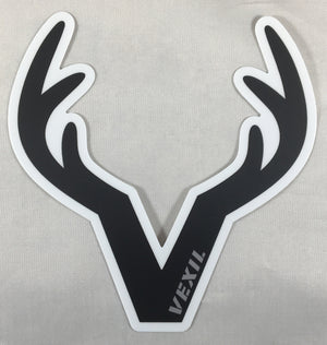 Vexil Outdoors Sticker - Black
