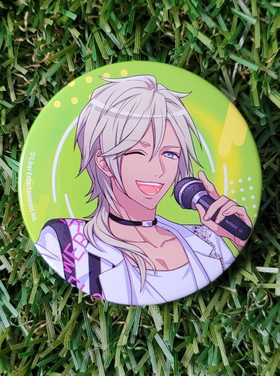 A3! Citron Button