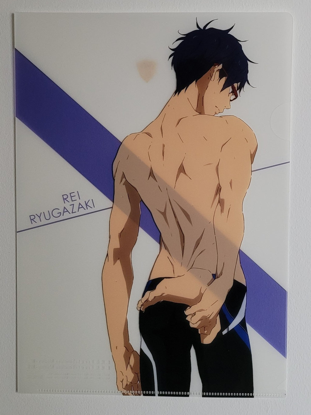 Free! Rei Clearfile