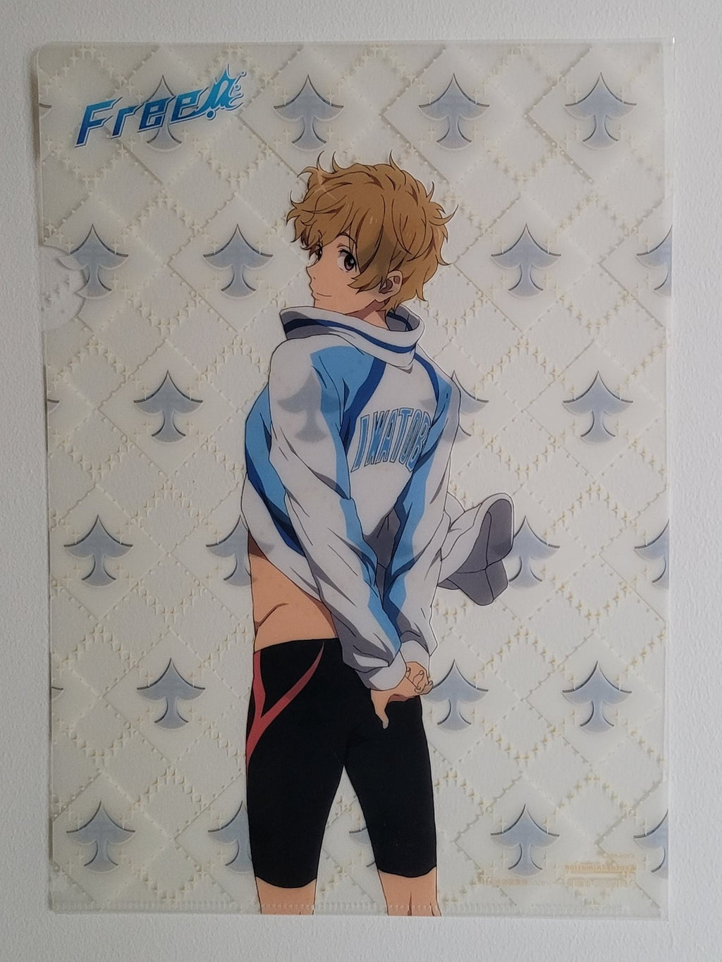 Free! Nagisa Clearfile