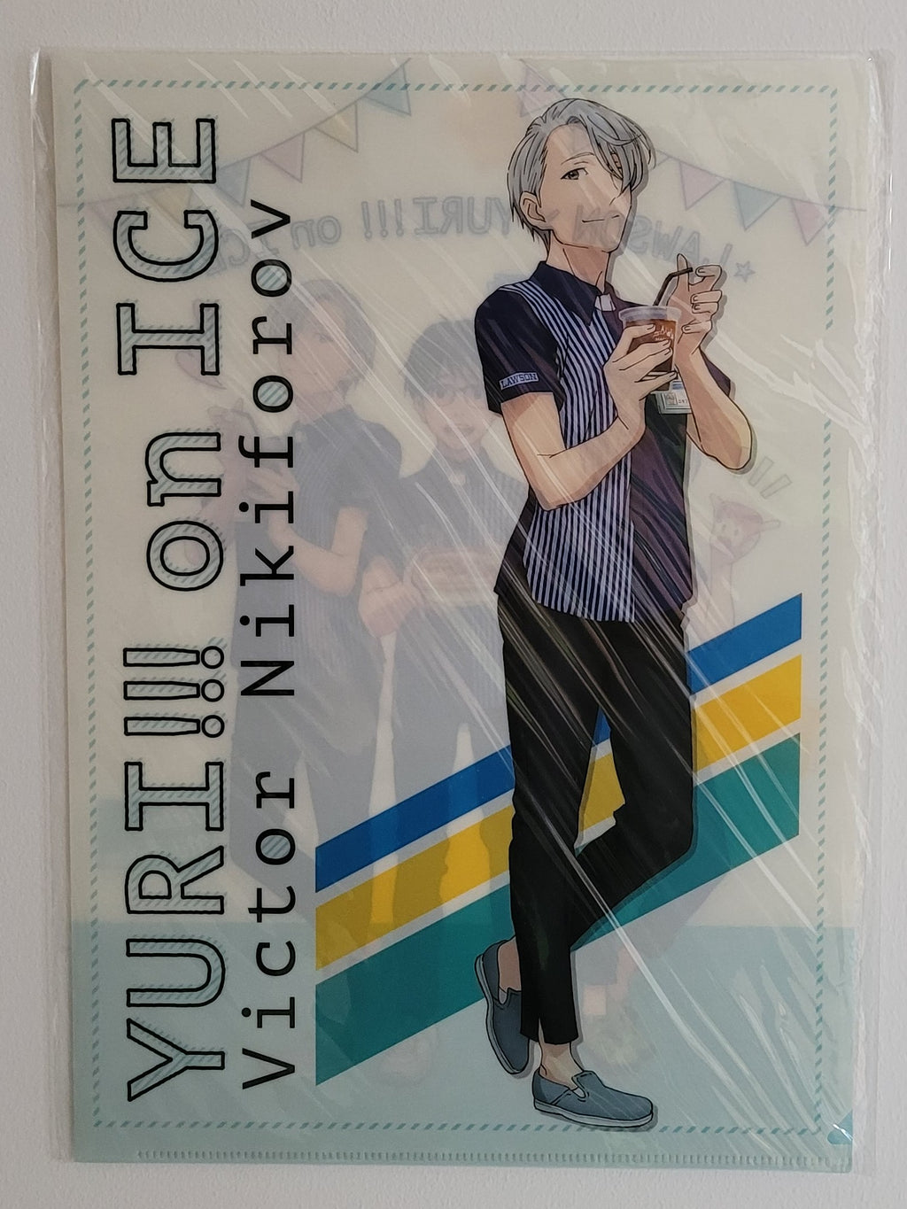 Yuri on Ice Victor Clearfile