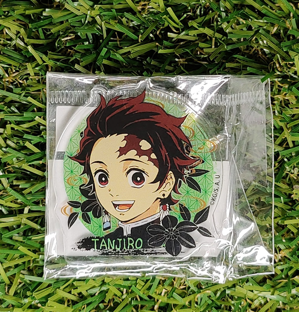 Demon Slayer Tanjiro Anstecker