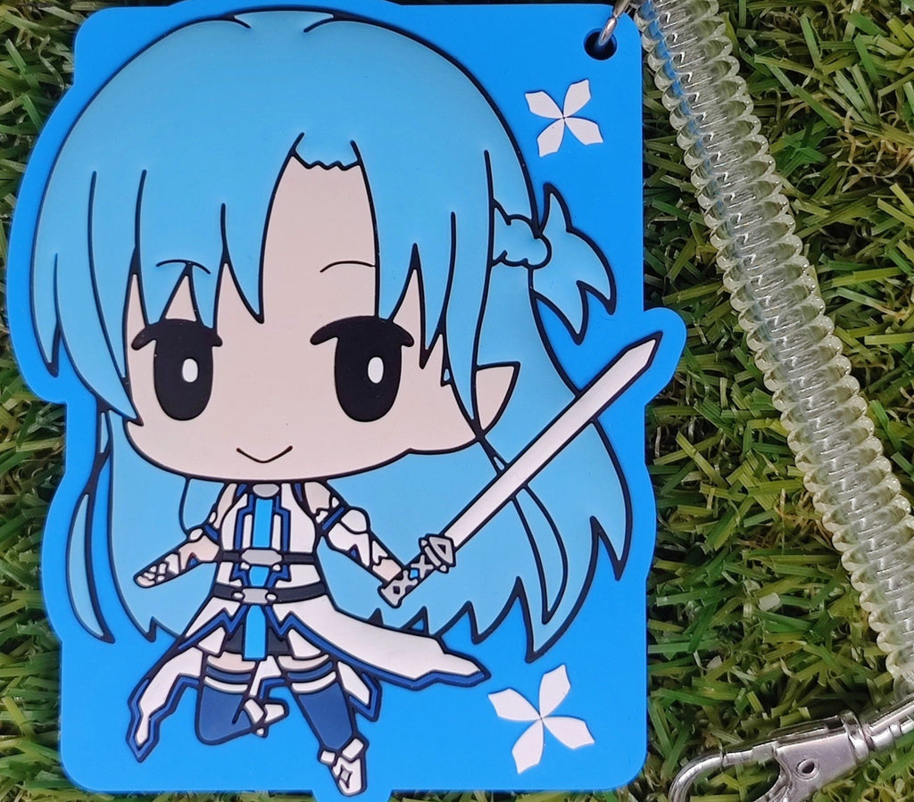 Sword Art Online Asuna Card Case Anhänger