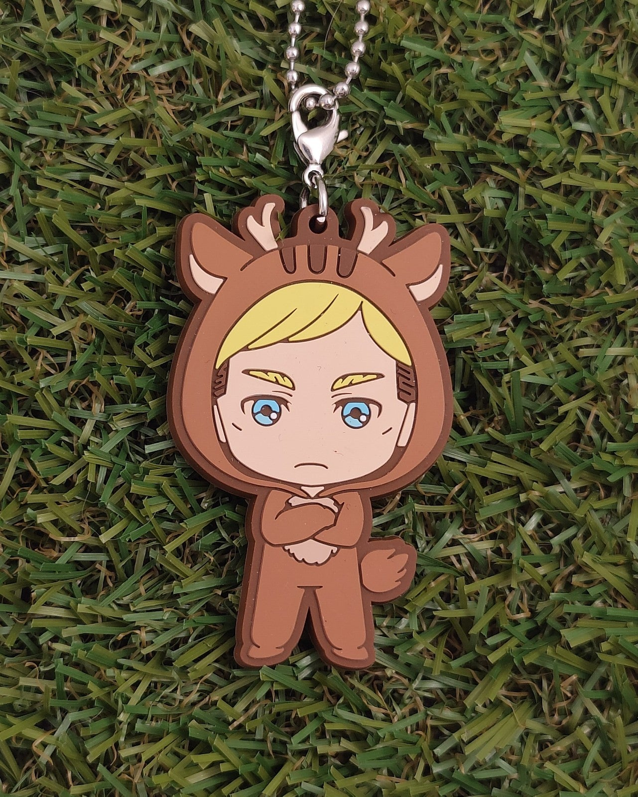 Attack on Titan Erwin Anhänger