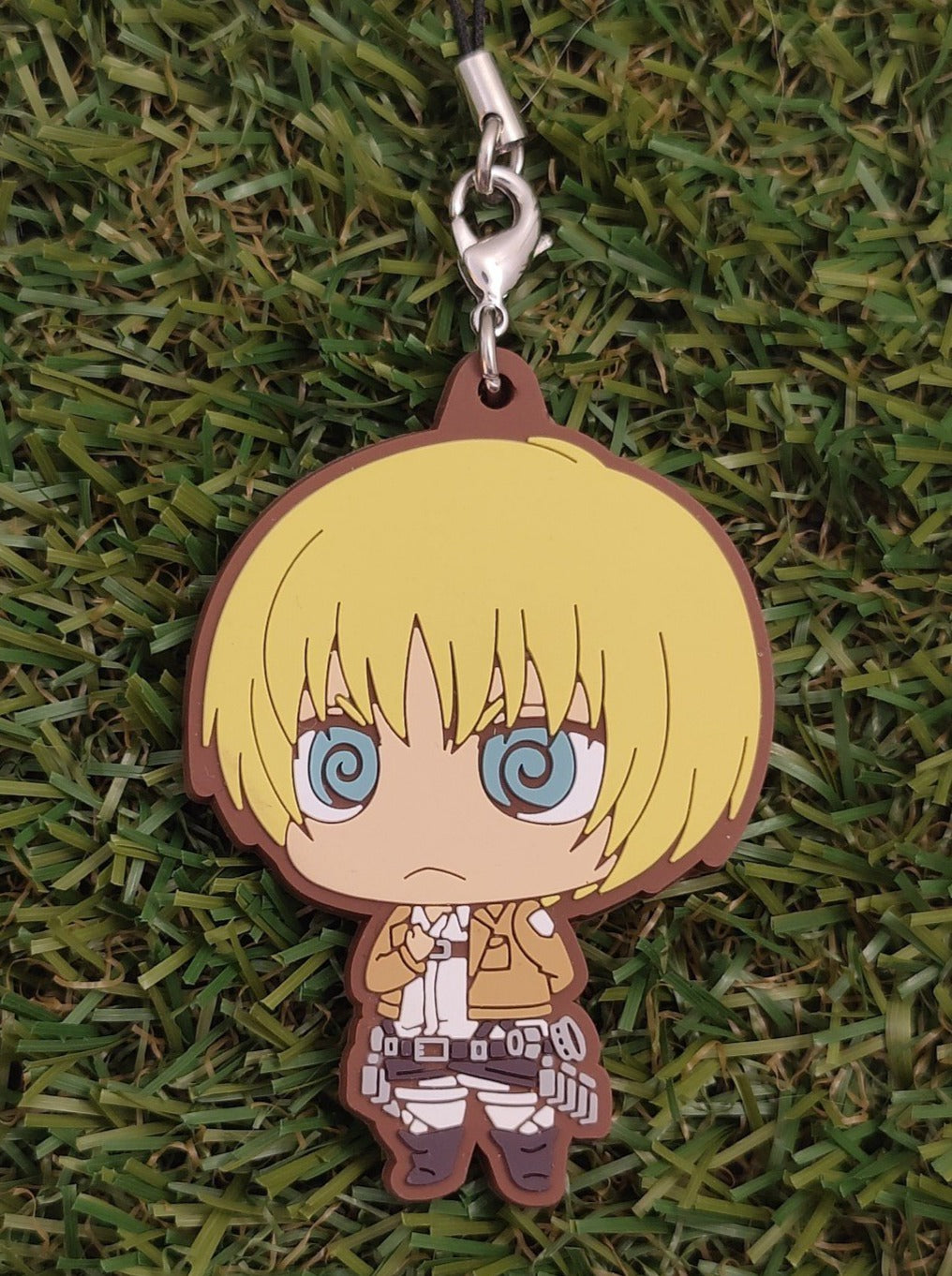 Attack on Titan Armin Anhänger