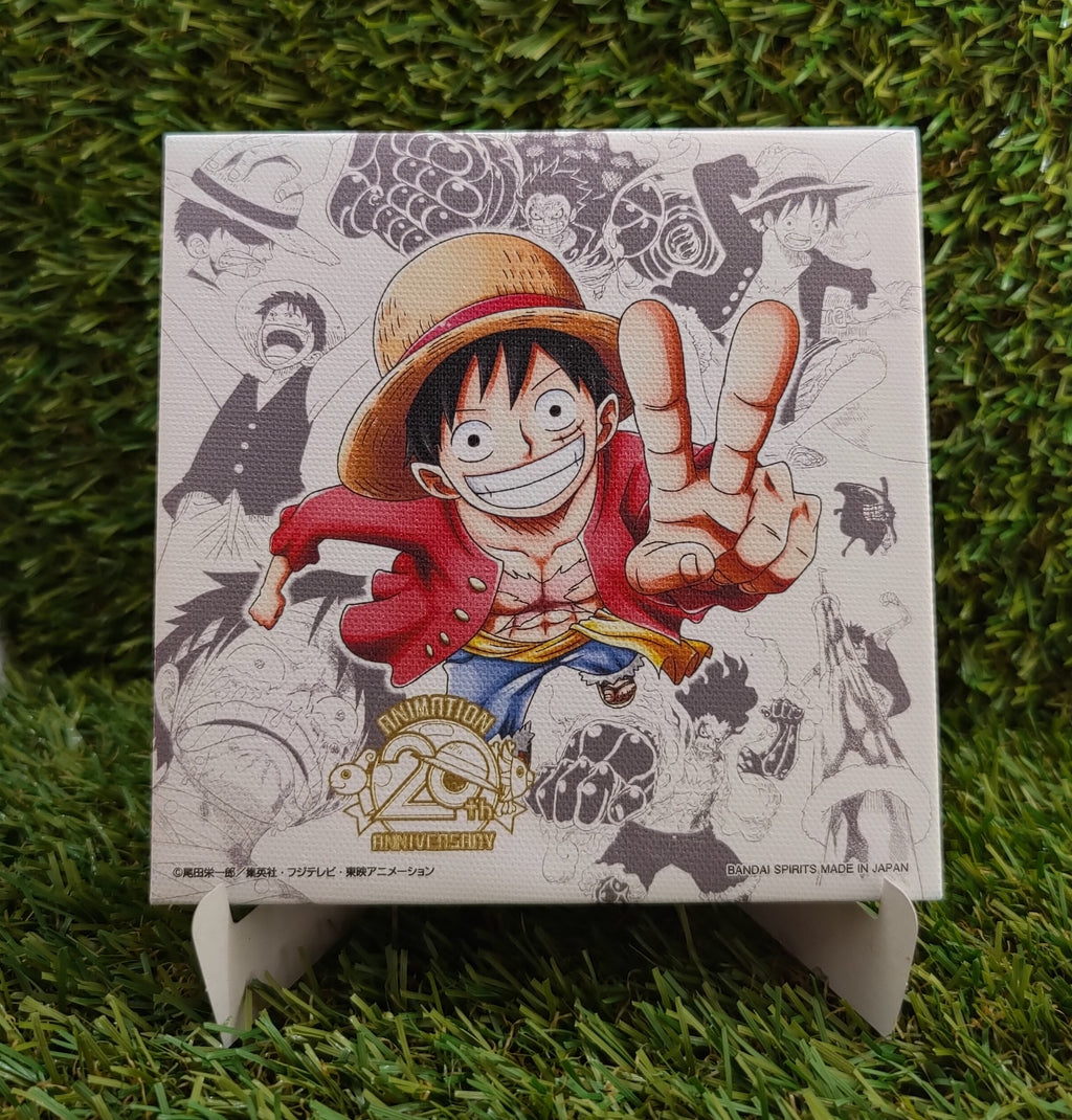 One Piece Holzbild