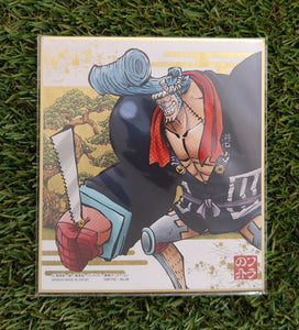 One Piece Shikishi