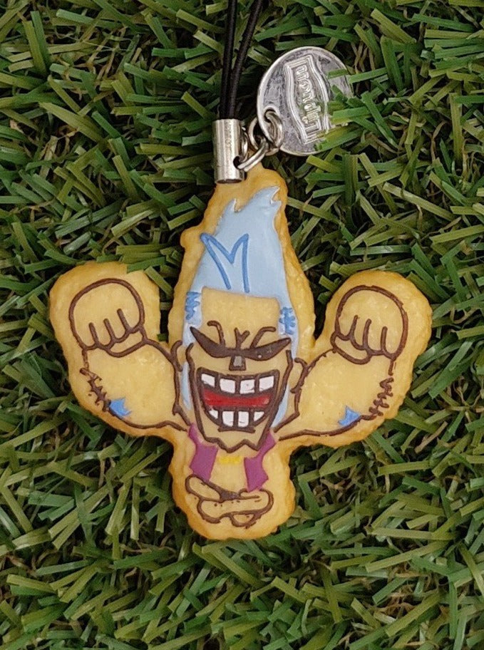 One Piece Franky Cookie Anhänger