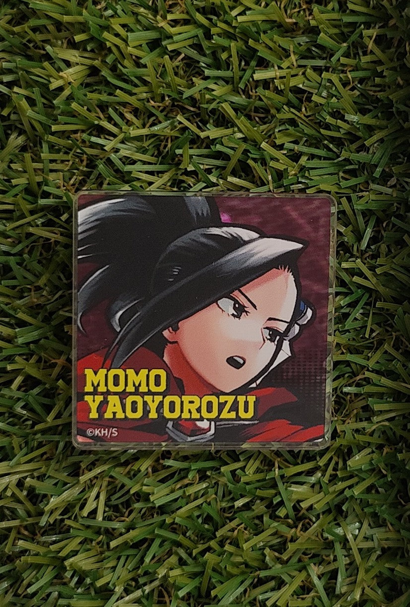 My Hero Academia Momo Anstecker