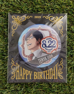 My Hero Academia Tenya Button