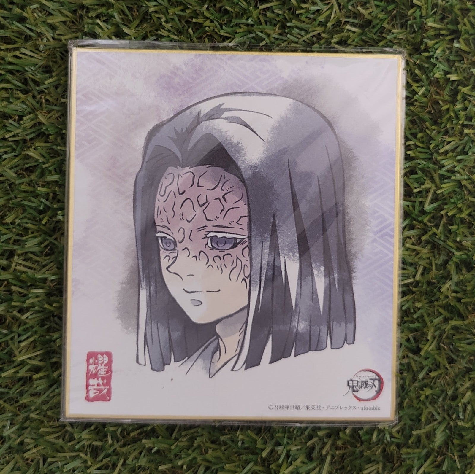 Demon Slayer Shikishi