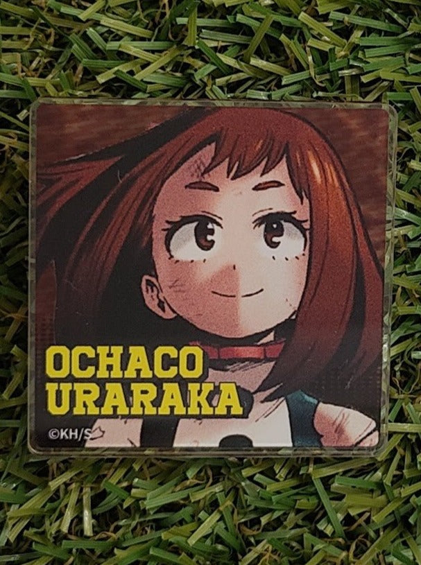 My Hero Academia Ochako Anstecker